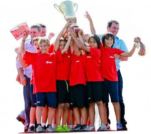 acs juniorul trofee